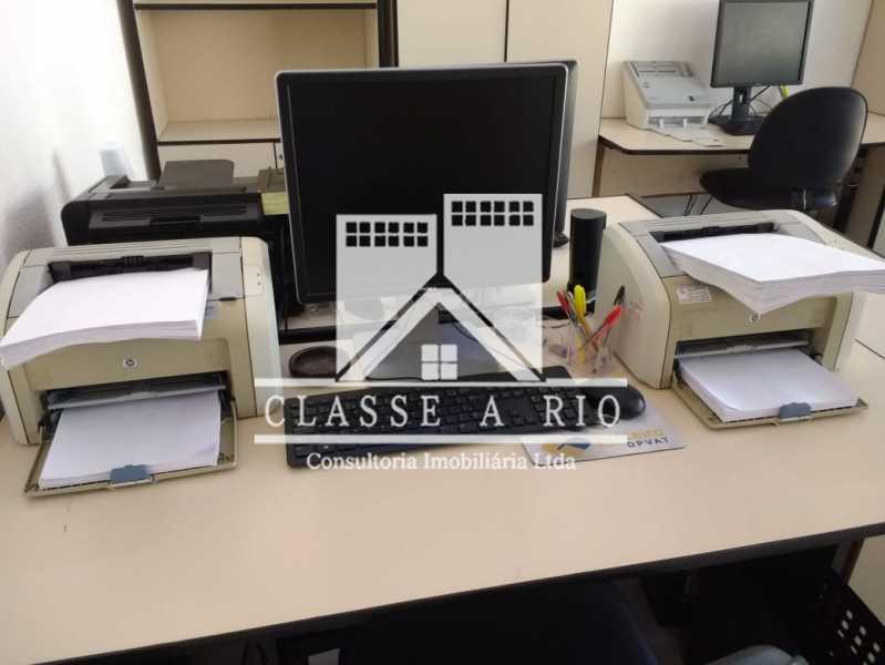 IMG-20190109-WA0007 - Sala Comercial-Estrada Dos Três Rios-Localização Privilegiada-Prédio Novo - FRSL00003 - 8