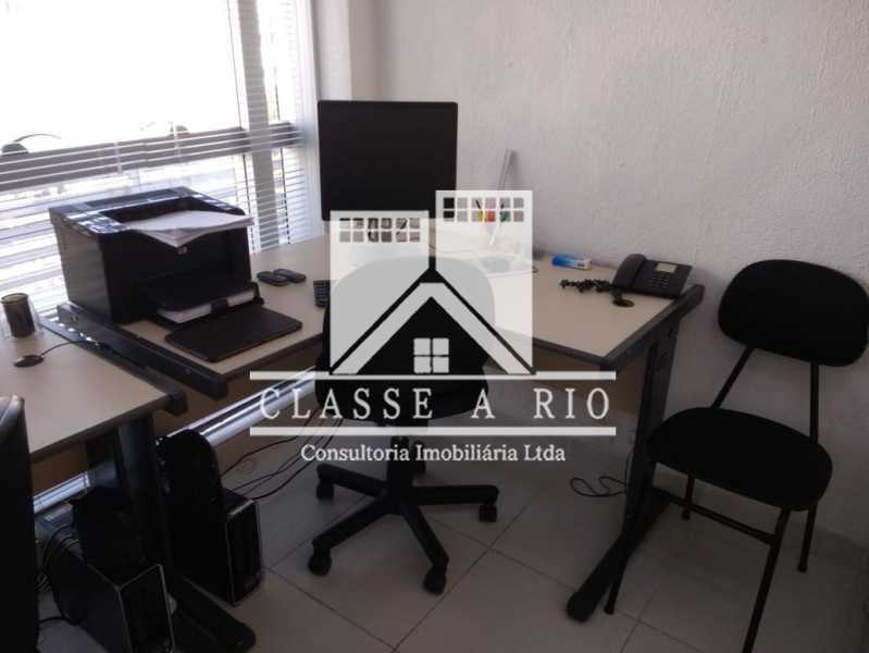 IMG-20190109-WA0009 - Sala Comercial-Estrada Dos Três Rios-Localização Privilegiada-Prédio Novo - FRSL00003 - 10