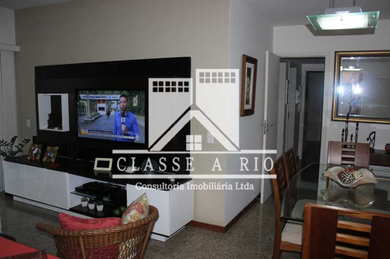 33 - Freguesia-Apartamento 3 quartos com Dep. 02 vagas de garagem, 114 metros - FRAP30029 - 1