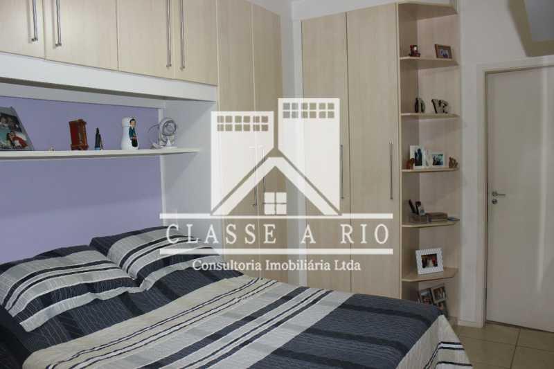 43 - Freguesia-Apartamento 3 quartos com Dep. 02 vagas de garagem, 114 metros - FRAP30029 - 15