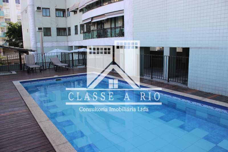 46 - Freguesia-Apartamento 3 quartos com Dep. 02 vagas de garagem, 114 metros - FRAP30029 - 28