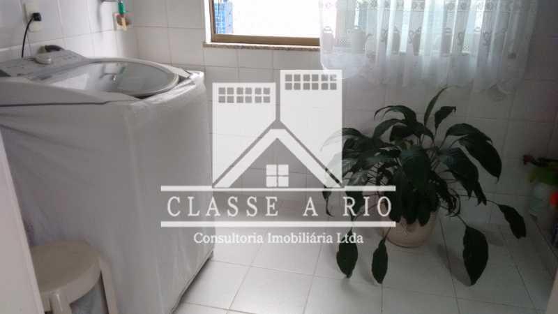 58 - Freguesia-Apartamento 3 quartos com Dep. 02 vagas de garagem, 114 metros - FRAP30029 - 25