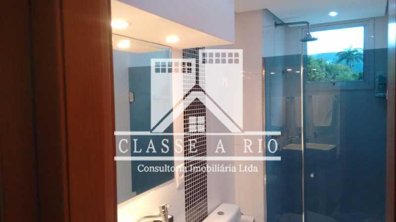 12 - Luxo - Freguesia- Apartamento,101 metros,3 quartos,Dep. Emp.,2 vagas garagem - FRAP30030 - 16