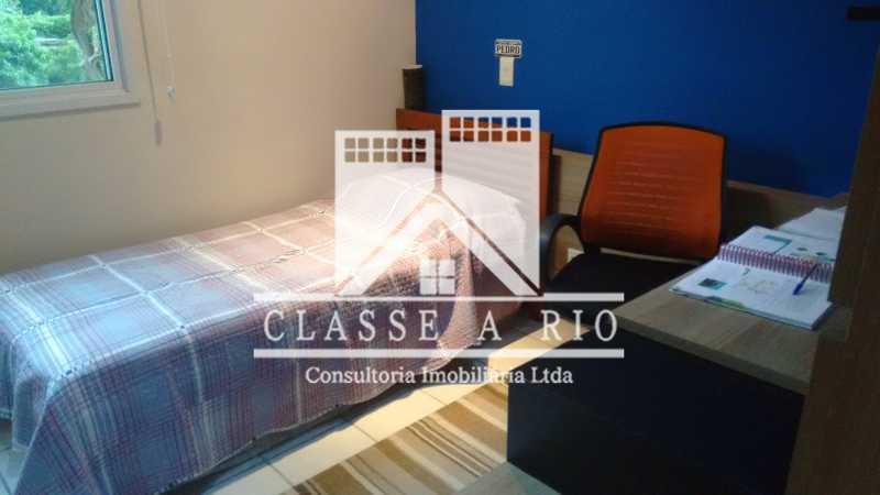 17 - Luxo - Freguesia- Apartamento,101 metros,3 quartos,Dep. Emp.,2 vagas garagem - FRAP30030 - 11