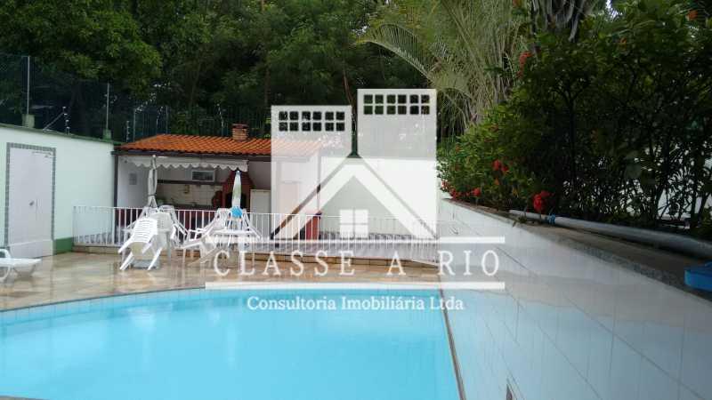 22 - Luxo - Freguesia- Apartamento,101 metros,3 quartos,Dep. Emp.,2 vagas garagem - FRAP30030 - 1