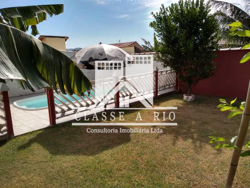 IMG-20190409-WA0041 - Iguaba Grande-Casa Linear, 2 quartos, 1 ste,quintal Lazer,01 vaga de garagem coberta - FRCA20001 - 1