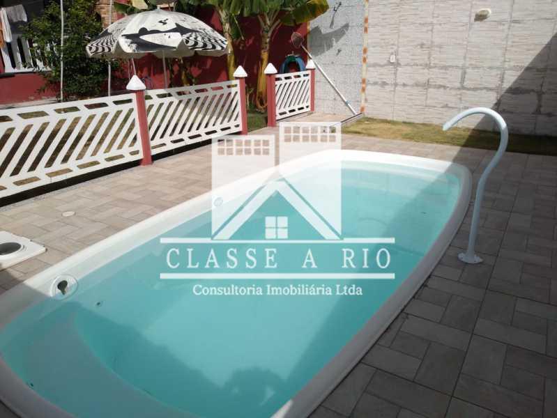 IMG-20190409-WA0047 - Iguaba Grande-Casa Linear, 2 quartos, 1 ste,quintal Lazer,01 vaga de garagem coberta - FRCA20001 - 28