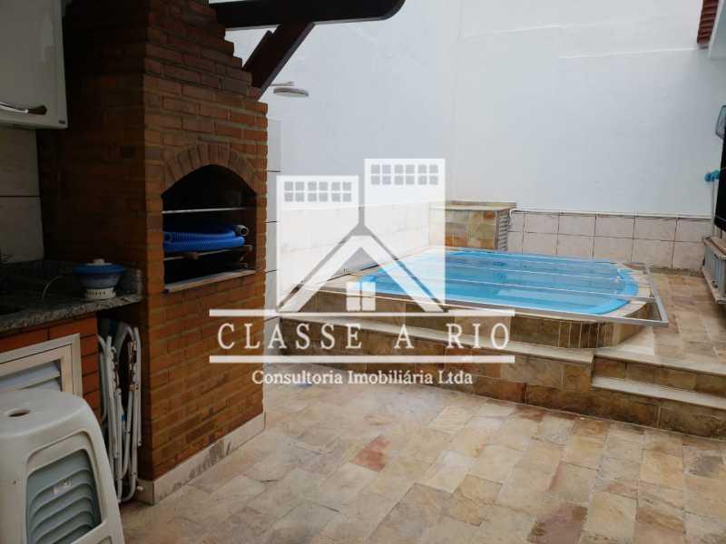 IMG-20190416-WA0008 - Oportunidade Casa Linear Taquara com Piscina, Churrasqueira 6 vagas. - FRCV20001 - 14