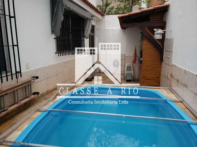 IMG-20190416-WA0012 - Oportunidade Casa Linear Taquara com Piscina, Churrasqueira 6 vagas. - FRCV20001 - 18