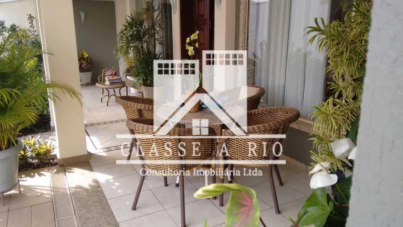 4 - Freguesia-Casa Linear condominio 3 quartos, 2 suites,2 vagas de garagem - FRCN30030 - 5