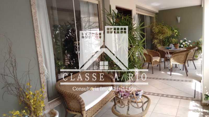 5 - Freguesia-Casa Linear condominio 3 quartos, 2 suites,2 vagas de garagem - FRCN30030 - 6
