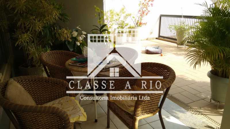 6 - Freguesia-Casa Linear condominio 3 quartos, 2 suites,2 vagas de garagem - FRCN30030 - 7