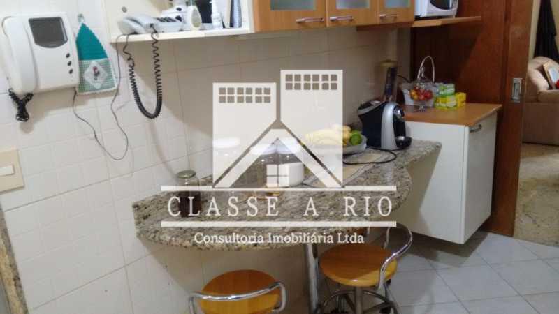 22 - Freguesia-Casa Linear condominio 3 quartos, 2 suites,2 vagas de garagem - FRCN30030 - 21