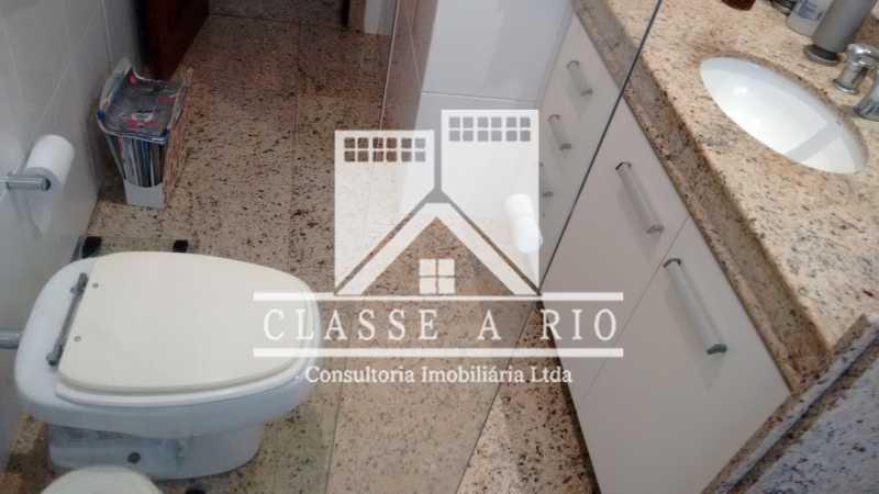 23 - Freguesia-Casa Linear condominio 3 quartos, 2 suites,2 vagas de garagem - FRCN30030 - 25
