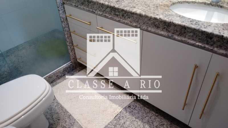 29 - Freguesia-Casa Linear condominio 3 quartos, 2 suites,2 vagas de garagem - FRCN30030 - 31
