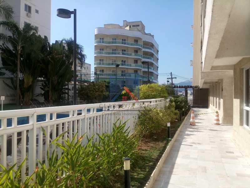 08 - Taquara-Apartamento,2 quartos,suite,armários,lazer,1 vaga de garagem - FRAP20074 - 1