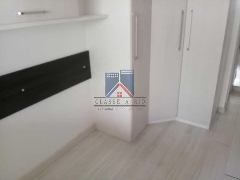 15 - Taquara-Apartamento,2 quartos,suite,armários,lazer,1 vaga de garagem - FRAP20074 - 15