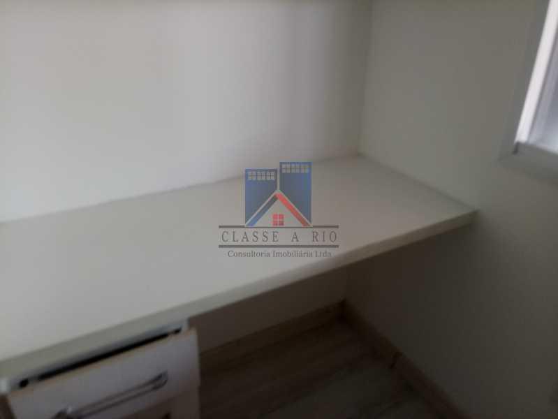 18 - Taquara-Apartamento,2 quartos,suite,armários,lazer,1 vaga de garagem - FRAP20074 - 19