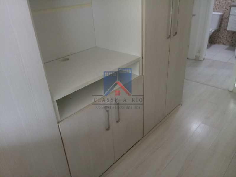 19 - Taquara-Apartamento,2 quartos,suite,armários,lazer,1 vaga de garagem - FRAP20074 - 20