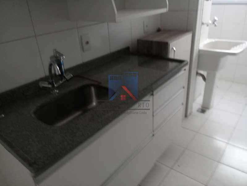 22 - Taquara-Apartamento,2 quartos,suite,armários,lazer,1 vaga de garagem - FRAP20074 - 22