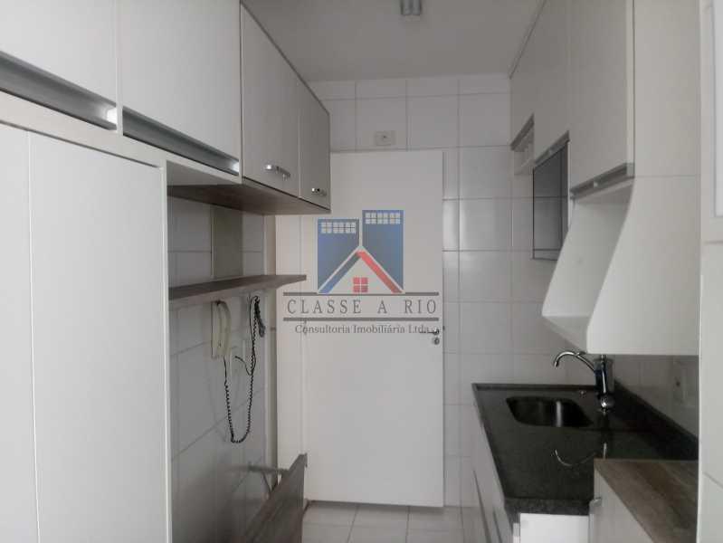 24 - Taquara-Apartamento,2 quartos,suite,armários,lazer,1 vaga de garagem - FRAP20074 - 25