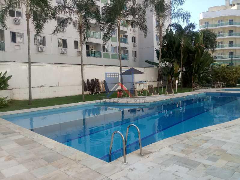 27 - Taquara-Apartamento,2 quartos,suite,armários,lazer,1 vaga de garagem - FRAP20074 - 29