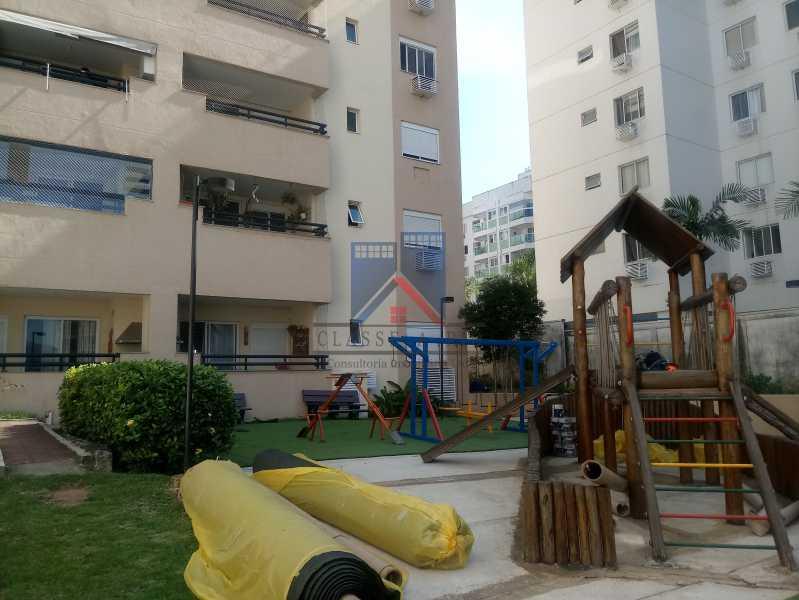28 - Taquara-Apartamento,2 quartos,suite,armários,lazer,1 vaga de garagem - FRAP20074 - 27