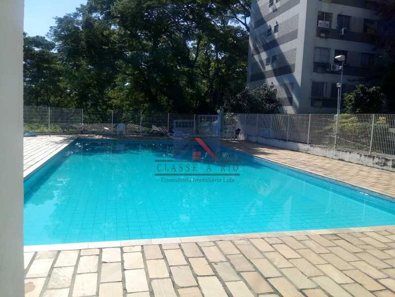 29 - Gabinal - Apto vazio - 2 quartos - elevador - piscina - - FRAP20075 - 30