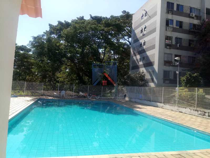 30 - Gabinal - Apto vazio - 2 quartos - elevador - piscina - - FRAP20075 - 31