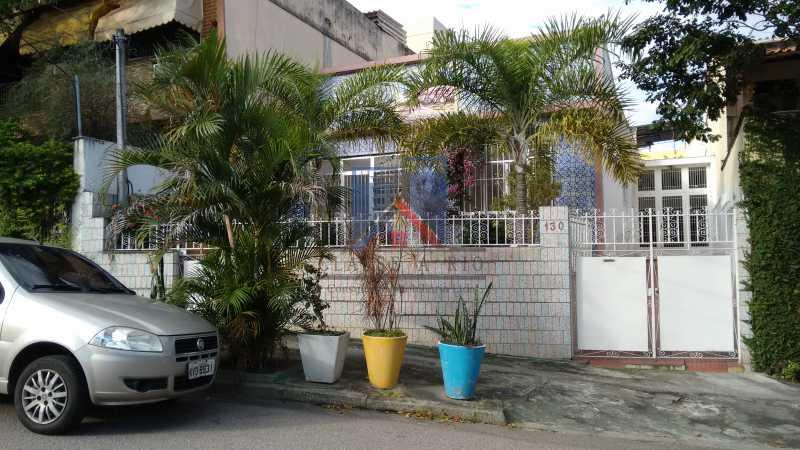 1 - Vila da Penha-Casas linear, 2 quartos, 5 vagas de garagem, amplo quintal, ótima localização - FRCA20005 - 1