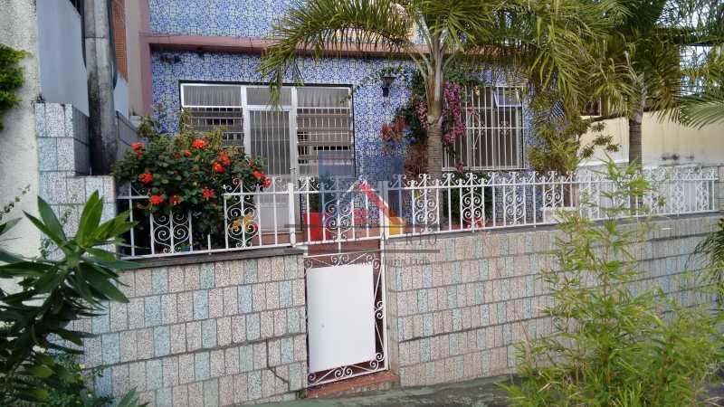 2 - Vila da Penha-Casas linear, 2 quartos, 5 vagas de garagem, amplo quintal, ótima localização - FRCA20005 - 4