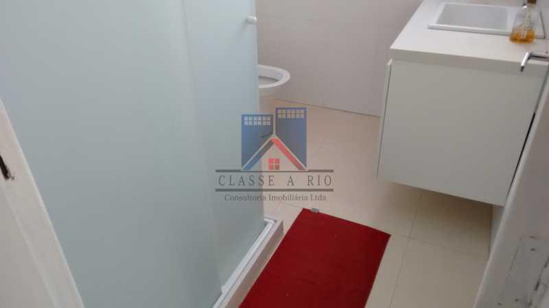 15 - Vila da Penha-Casas linear, 2 quartos, 5 vagas de garagem, amplo quintal, ótima localização - FRCA20005 - 14