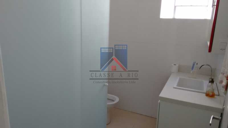 16 - Vila da Penha-Casas linear, 2 quartos, 5 vagas de garagem, amplo quintal, ótima localização - FRCA20005 - 15
