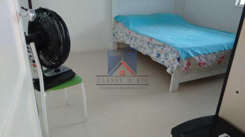 20 - Vila da Penha-Casas linear, 2 quartos, 5 vagas de garagem, amplo quintal, ótima localização - FRCA20005 - 18
