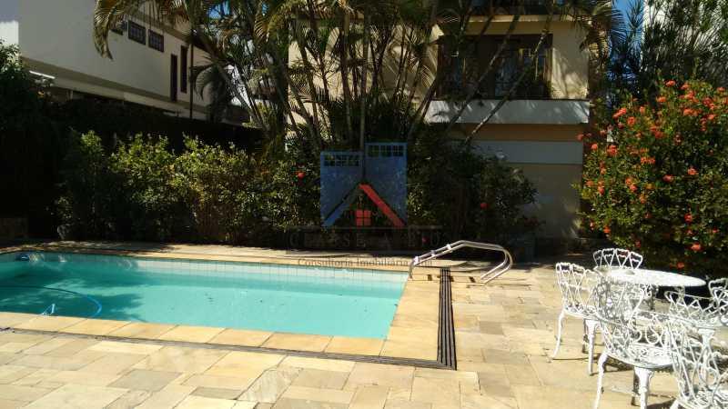 08 - Freguesia-Casa Área Nobre, Cond, fechado, 06 vagas garagem, 03 salas, 03 quartos suites, 02 closets, lazer - FRCN30035 - 28
