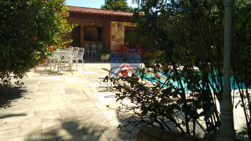09 - Freguesia-Casa Área Nobre, Cond, fechado, 06 vagas garagem, 03 salas, 03 quartos suites, 02 closets, lazer - FRCN30035 - 29