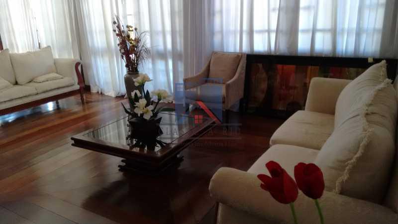 17 - Freguesia-Casa Área Nobre, Cond, fechado, 06 vagas garagem, 03 salas, 03 quartos suites, 02 closets, lazer - FRCN30035 - 14