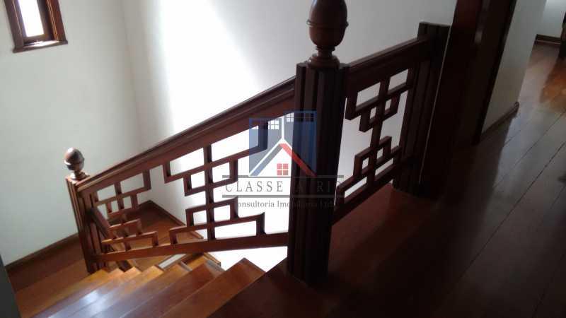 18 - Freguesia-Casa Área Nobre, Cond, fechado, 06 vagas garagem, 03 salas, 03 quartos suites, 02 closets, lazer - FRCN30035 - 19