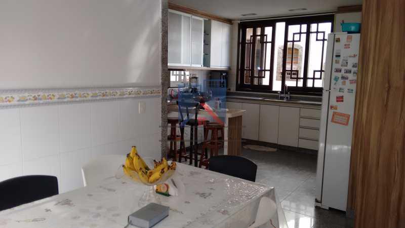 22 - Freguesia-Casa Área Nobre, Cond, fechado, 06 vagas garagem, 03 salas, 03 quartos suites, 02 closets, lazer - FRCN30035 - 18