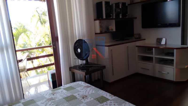 26 - Freguesia-Casa Área Nobre, Cond, fechado, 06 vagas garagem, 03 salas, 03 quartos suites, 02 closets, lazer - FRCN30035 - 24