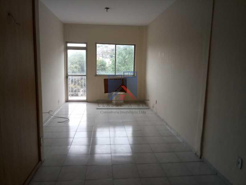 20190823_091118 - Praça Seca - apartamento amplo - vazio - 2 quartos - 2 varandas - prédio pastilhado - aceitando financiamento bancário. - FRAP20084 - 11