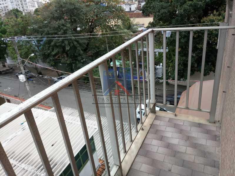 20190823_091219 - Praça Seca - apartamento amplo - vazio - 2 quartos - 2 varandas - prédio pastilhado - aceitando financiamento bancário. - FRAP20084 - 18