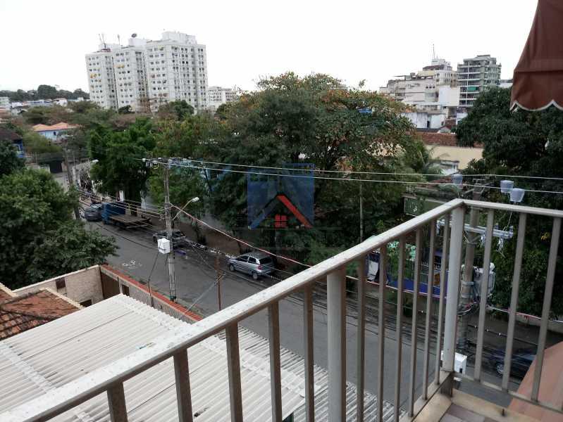 20190823_091222 - Praça Seca - apartamento amplo - vazio - 2 quartos - 2 varandas - prédio pastilhado - aceitando financiamento bancário. - FRAP20084 - 19
