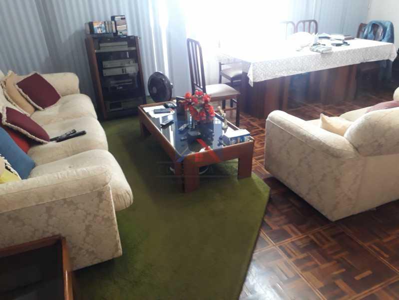 01 - Engenho de Dentro-Amplo apartamento, 120 metros,3 quartos,suite, dep. emp., 2 vagas de garagem - FRAP30036 - 4