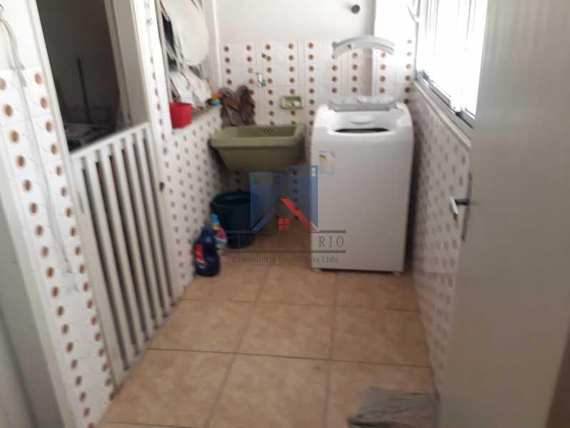 09 - Engenho de Dentro-Amplo apartamento, 120 metros,3 quartos,suite, dep. emp., 2 vagas de garagem - FRAP30036 - 28