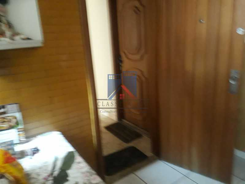 18 - Engenho de Dentro-Amplo apartamento, 120 metros,3 quartos,suite, dep. emp., 2 vagas de garagem - FRAP30036 - 12