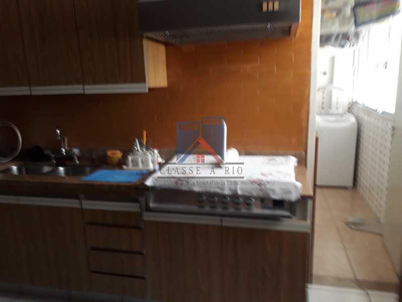 20 - Engenho de Dentro-Amplo apartamento, 120 metros,3 quartos,suite, dep. emp., 2 vagas de garagem - FRAP30036 - 19