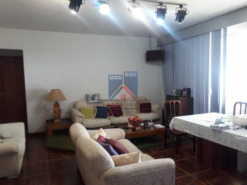 21 - Engenho de Dentro-Amplo apartamento, 120 metros,3 quartos,suite, dep. emp., 2 vagas de garagem - FRAP30036 - 1