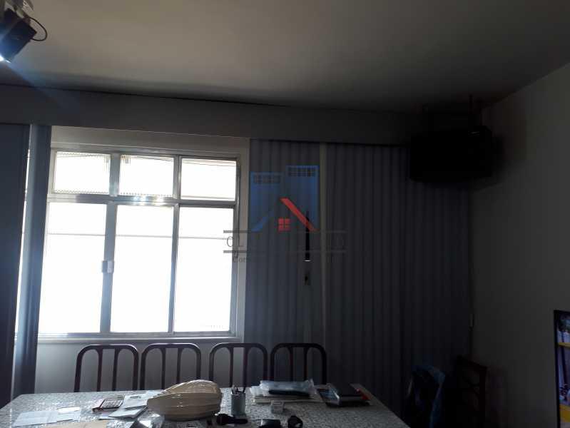 22 - Engenho de Dentro-Amplo apartamento, 120 metros,3 quartos,suite, dep. emp., 2 vagas de garagem - FRAP30036 - 21