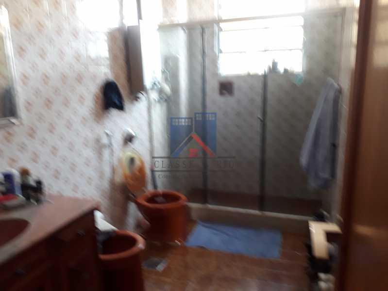 24 - Engenho de Dentro-Amplo apartamento, 120 metros,3 quartos,suite, dep. emp., 2 vagas de garagem - FRAP30036 - 23